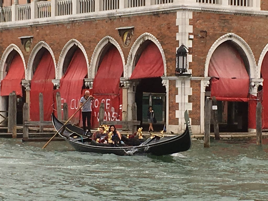 Night 1: Venice