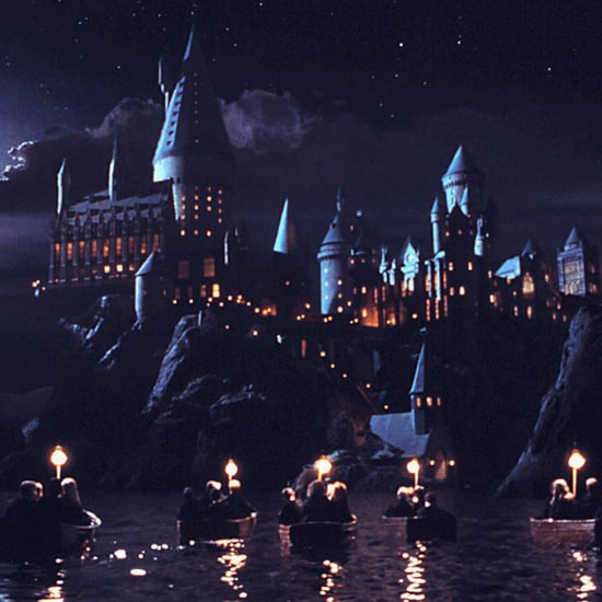 Hogwarts and the Giant Squid Harry Potter Fan Fiction