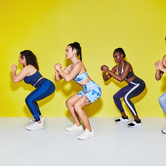 How to Perfect Your Air Squat Form at Home