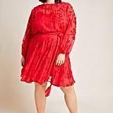 Amal Textured Mini Dress