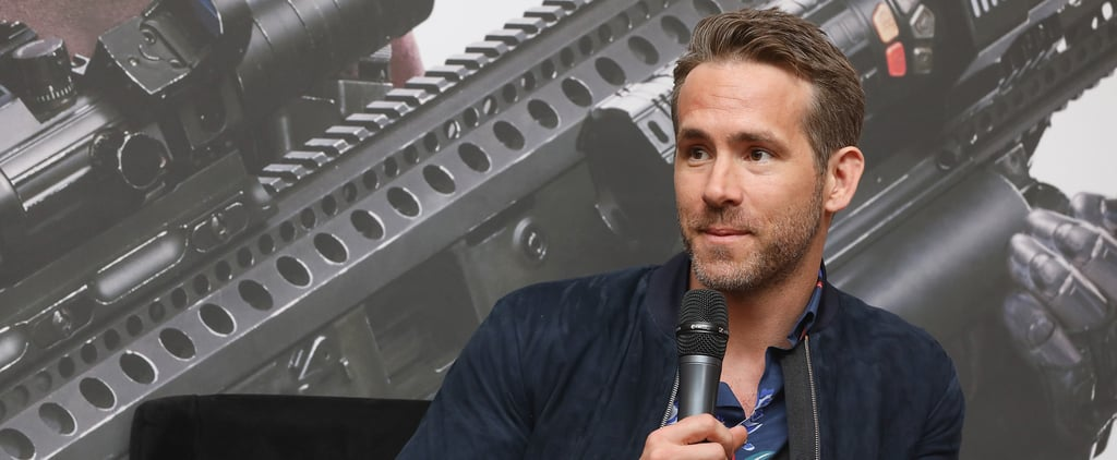 Ryan Reynolds Weighs in on Whether Kids Can Watch Deadpool
