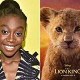 Who Plays Young Nala in The Lion King Reboot?