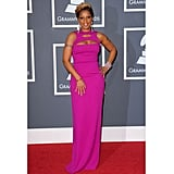 Mary J. Blige Burns Up the Carpet