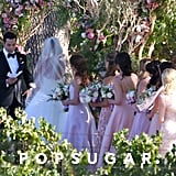 Anna Camp and Skylar Astin's Wedding Pictures September 2016