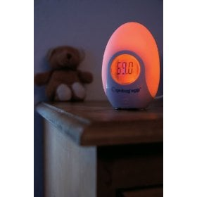 Grobag Egg Digital Room Thermometer ($25)
