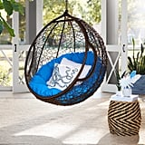 Swingasan Crazy Weave Mocha Hanging Chair