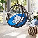 Swingasan Crazy Weave Mocha Hanging Chair