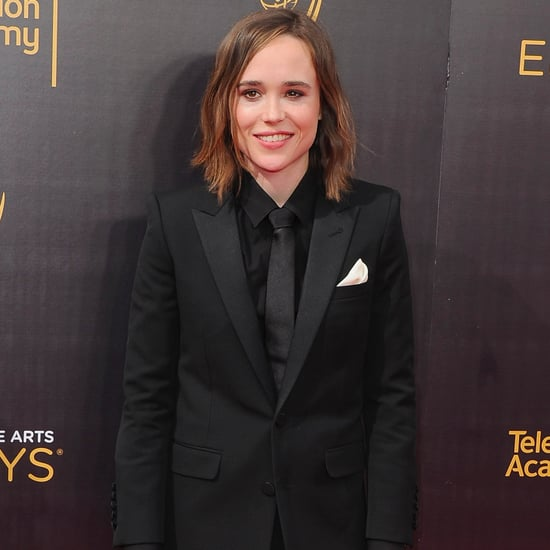 "Ellen Page Covers ""Lucky"" by Britney Spears 