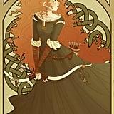 Art Nouveau Merida