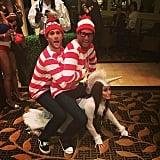 Scott Eastwood as Waldo