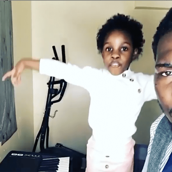 Dad Sings Sweet Videos About Being Black With Daughter