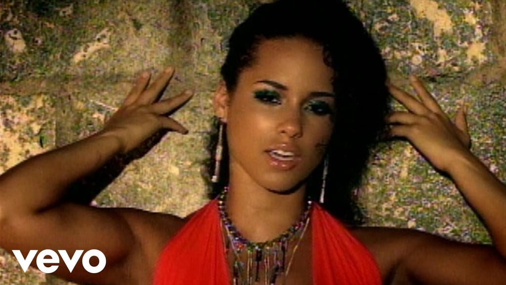 8 Sexy Alicia Keys Music Videos That Will Have You Fallin'