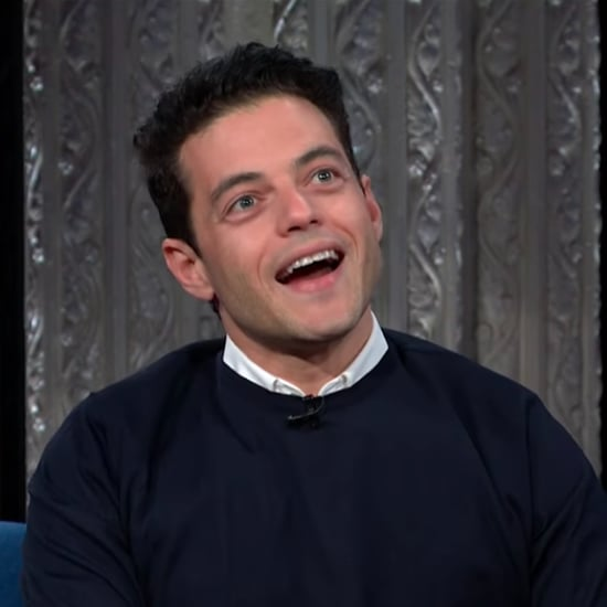 Rami Malek Talks About Kissing Daniel Craig Video