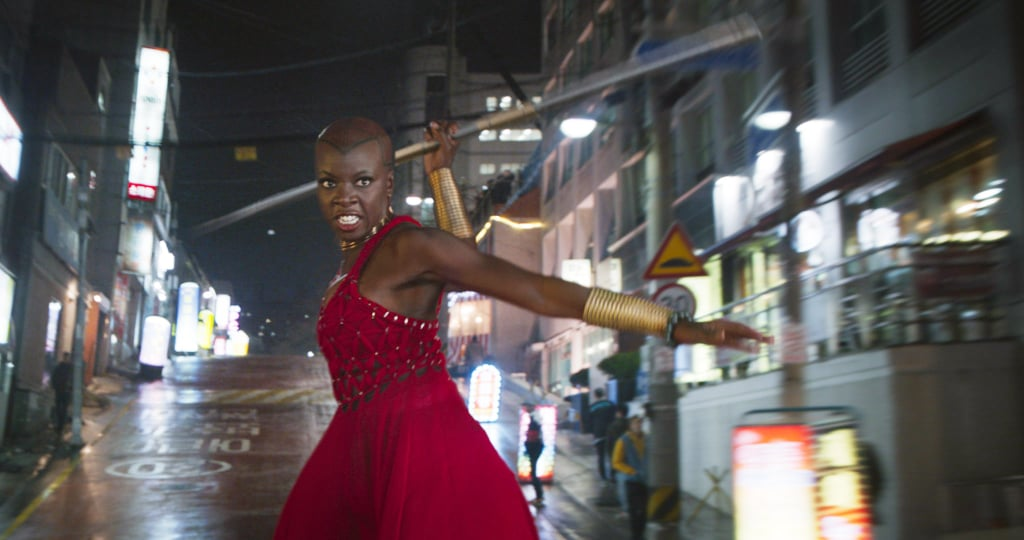Okoye From Black Panther