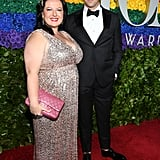 Zuzanna Szadkowski and Andrew Rannells