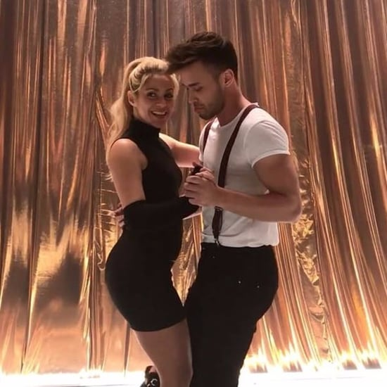 Shakira and Prince Royce Dancing Bachata
