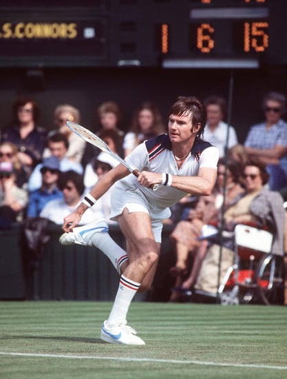 Motivational Fitness Quote From Jimmy Connors
