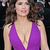 Salma Hayek, 2015