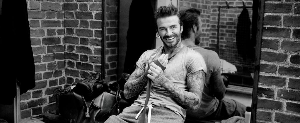 David Beckham Is Launching a Line With L'Oréal — See the Products Here First