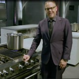 Go Behind the Scenes of the New Iron Chef Gauntlet With Alton Brown!
