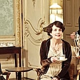 "Cora Crawley: ""Are we to be friends then?"" Lady Violet: ""We are allies, which can be a good deal more effective."" Photo courtesy PBS"