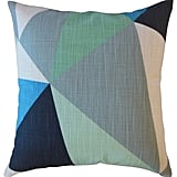 Renata: Efrat Geometric Throw Pillow