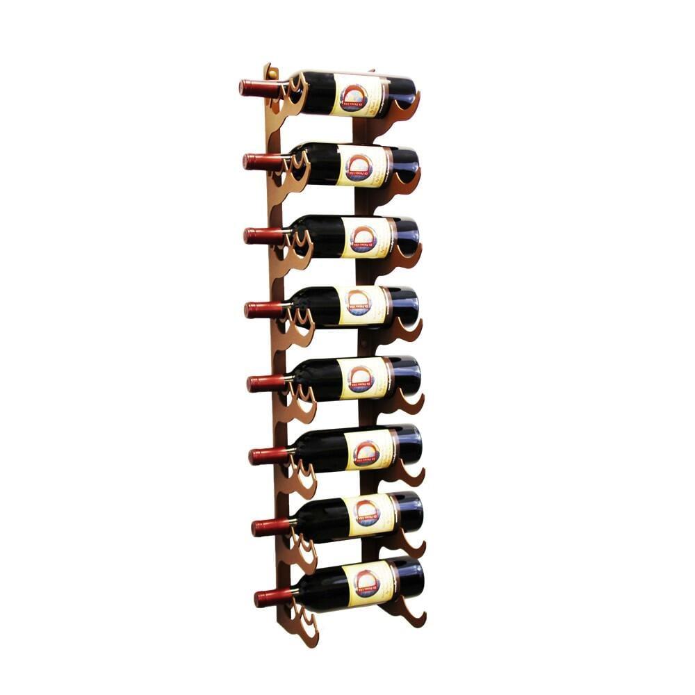 Di Prima USA Eagle Edition 16 Bottle Wall Mounted Wine Rack