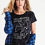 American Eagle Led Zeppelin Band T-Shirt