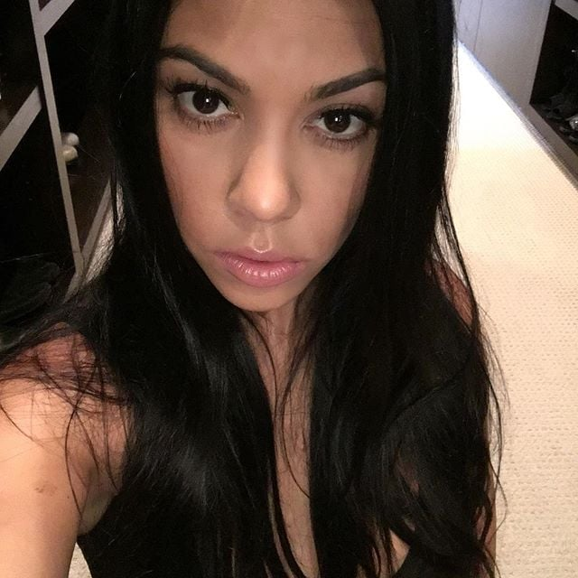 Kourtney Kardashian's Hottest Instagram Pictures
