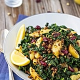 Warm Lentil, Kale, and Potato Salad With Lemon Dijon Dressing