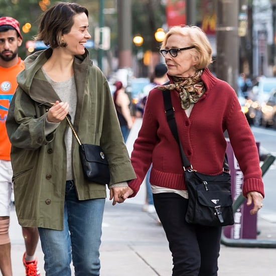 Sarah Paulson and Holland Taylor in Philadelphia 2017