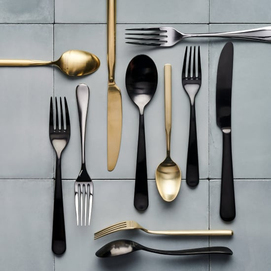 Jett 5-Piece Flatware Place Setting ($70) Shop Now