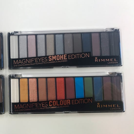 Rimmel London Magnif'eyes Palettes