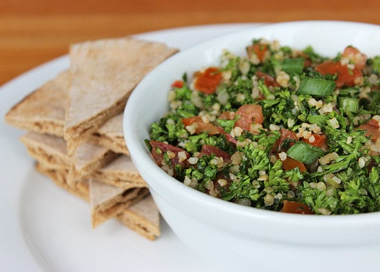 Tabbouleh Salad | 77 Snacks to Satisfy Hunger, All Under 150 Calories ...