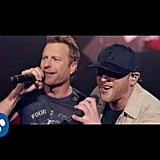 """Flatliner"" by Cole Swindell and Dierks Bentley"