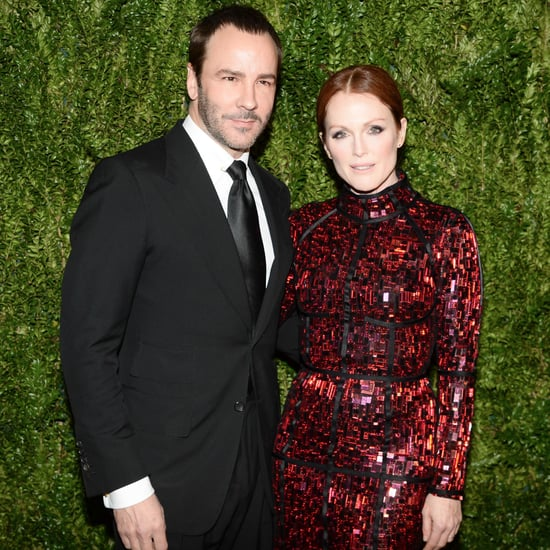 Tom Ford Red Carpet Style Interview
