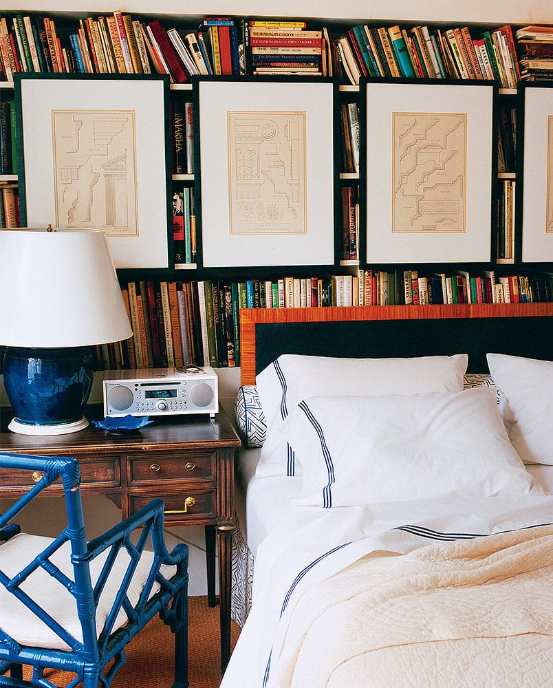 book lovers will go mad for these enchanting bedroom libraries