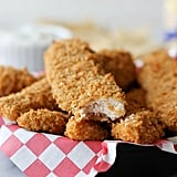 Chicken Tenders With Greek Yogurt Dip