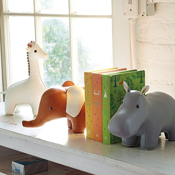 Serena and Lily Menagerie Bookends