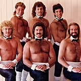 The signature look of shirtless Chippendales dancers with bow ties and shirt cuffs hasn't changed since its inception, but some of those '80s haircuts (thankfully) have.