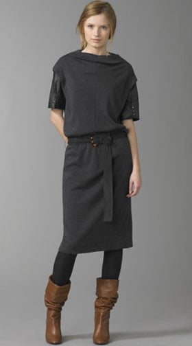 Great Gray Work Dresses