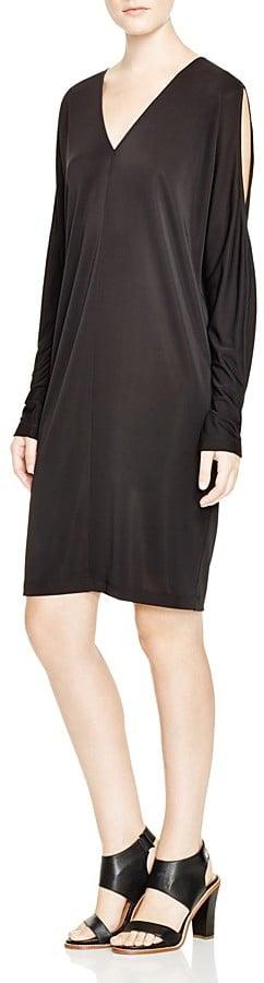 DKNY Cold Shoulder Dress ($175)