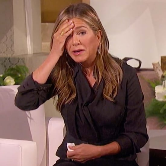 Jennifer Aniston and Ellen Surprise a Family For Christmas
