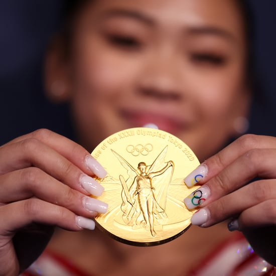 See the Best Olympics Nail Art on Athletes and Fans