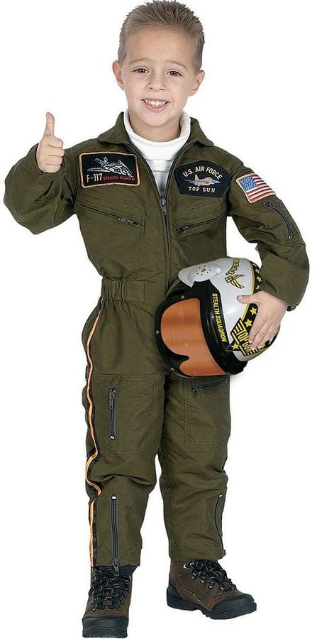 ... us air force pilot costume 70 kids halloween costume ideas ...  sc 1 st  The Halloween - aaasne : kids rambo costume  - Germanpascual.Com