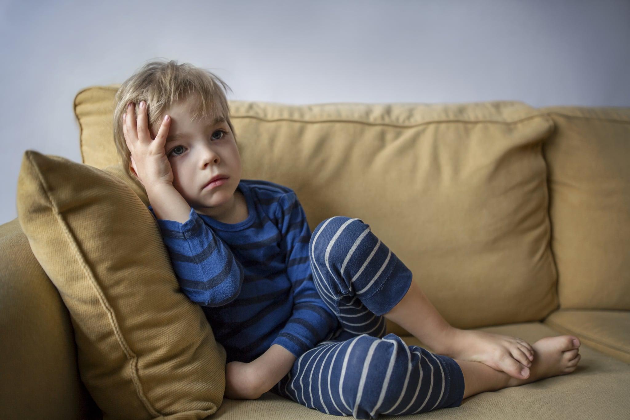 How Coronavirus Can Affect Kids Mental And Emotional Health Popsugar Family
