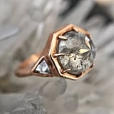 Lauren Wolf Jewellery Three Diamond Ring