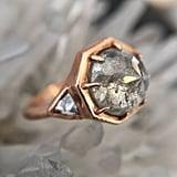Lauren Wolf Jewelry Three Diamond Ring