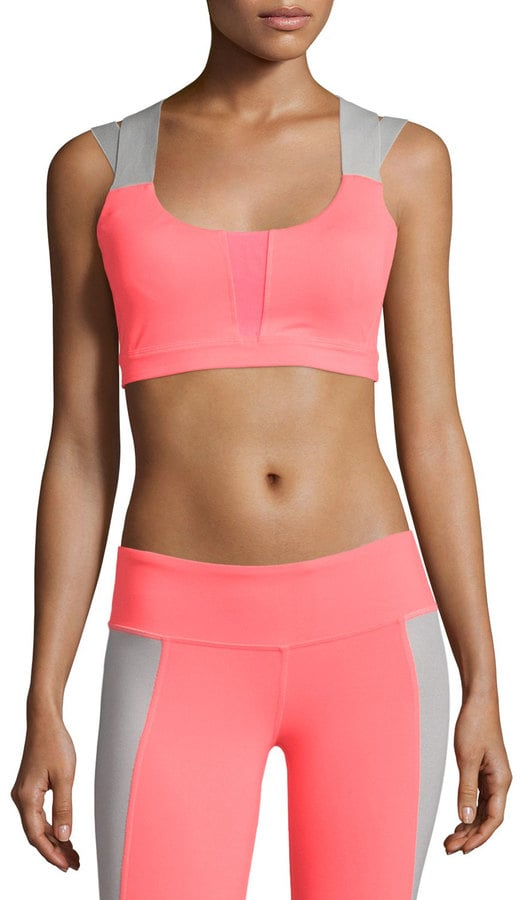 Pretty Long Line Sports Bras