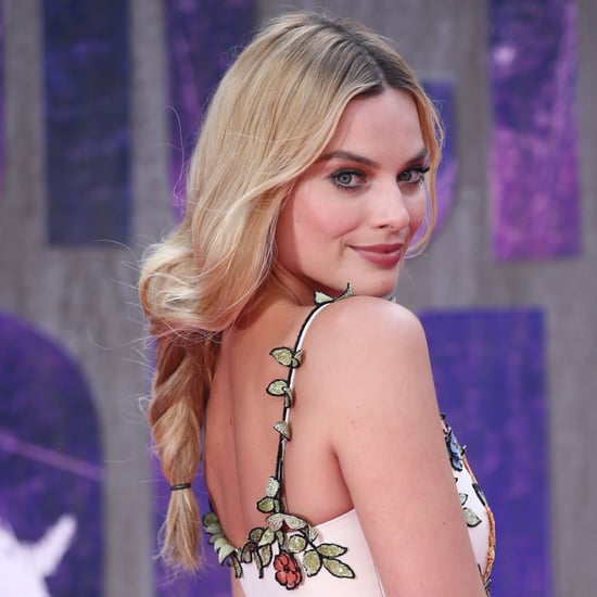 Margot Robbie's Best Updo Hairstyles